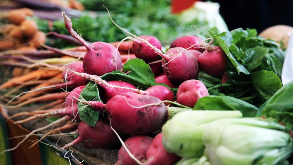 Organic farmers produce at the market.  https://www.wocdetox.com/introduction-tobody-detox.html