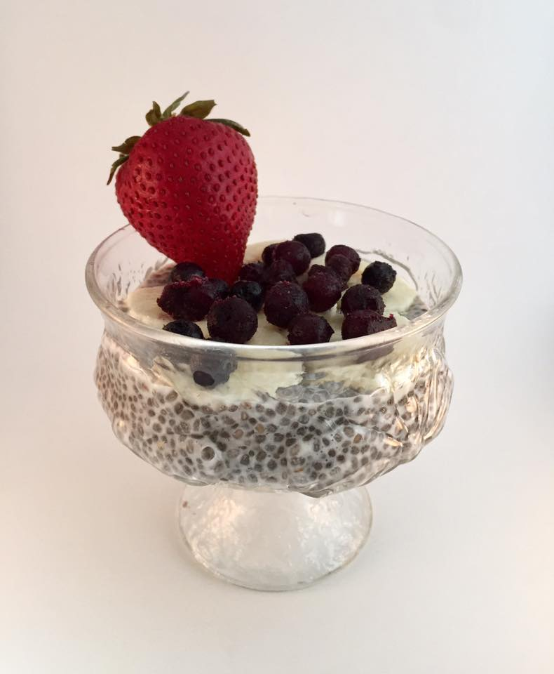 Chia Pudding. https://www.wocdetox.com/nutrition-and-diet.html