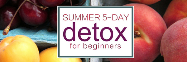 Summer 5 day detox program. https://www.wocdetox.com/summer-5-day-detox.html