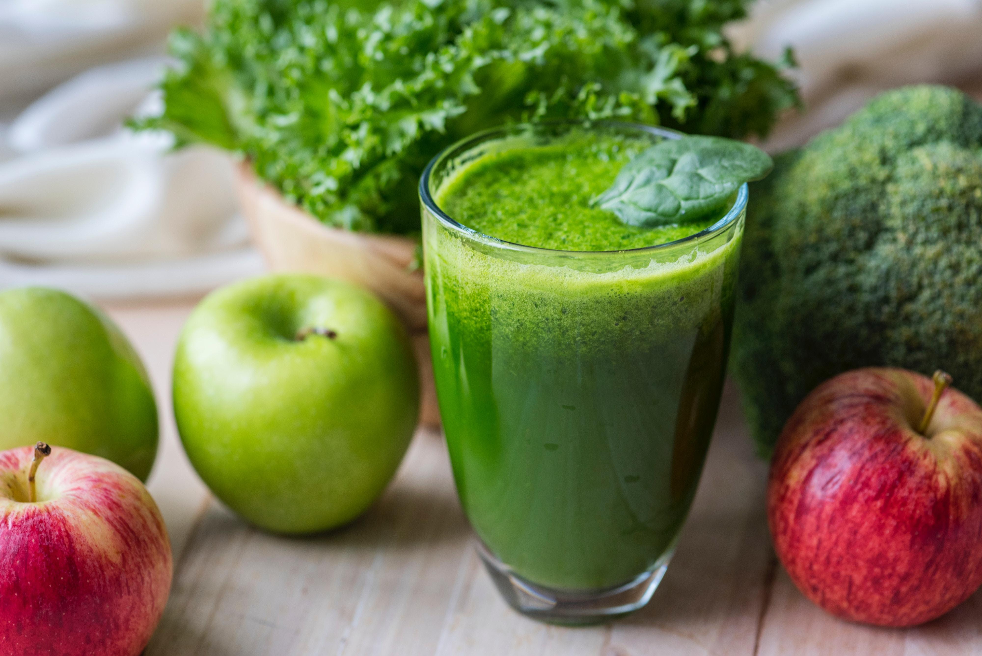 Fruit juice. https://www.wocdetox.com/what-is-detoxification.html