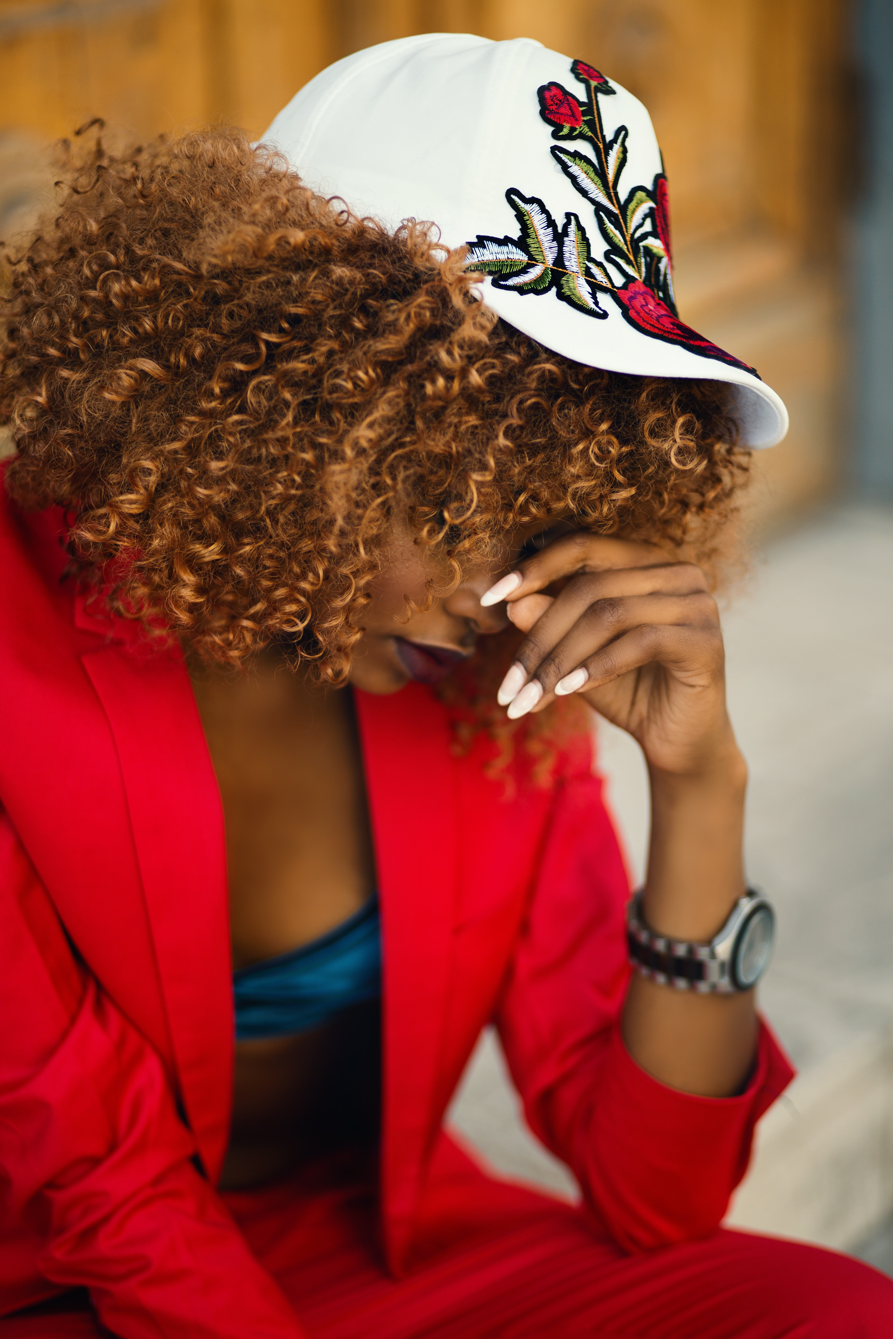 Pensive woman.   https://www.wocdetox.com/body-detox-a-natural-path.html