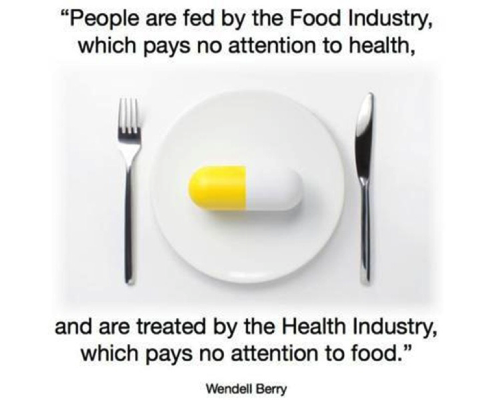 Food industry and your health.  https://www.wocdetox.com/detoxification-foods.html