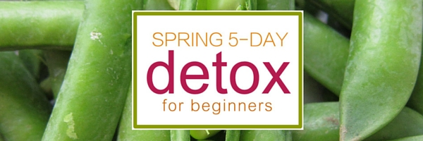 Spring 5 day whole food detox program.  https://www.wocdetox.com/5-day-body-detox-plan.html