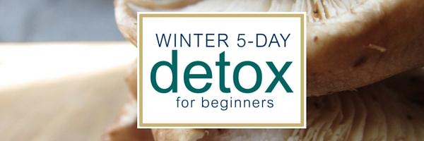 Winter 5-Day Detox For Beginners https://www.wocdetox.com/winter-5-day-detox.html